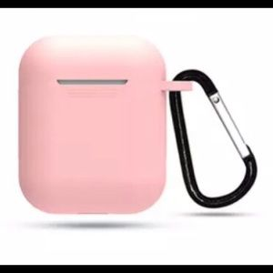 Light pink AirPod case